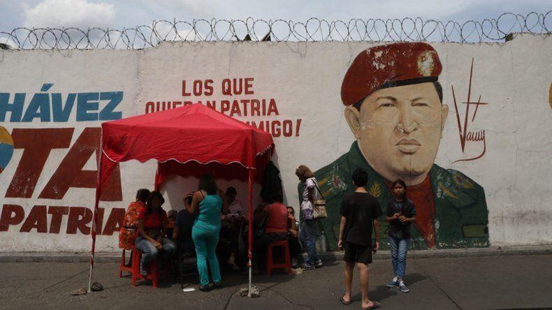 El  cierre de las eleccionesen Venezuela se retrasó  más de una hora