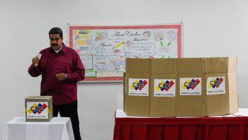 Entre un 70% y 90% de la población no fue a votar en los comicios de ayer.