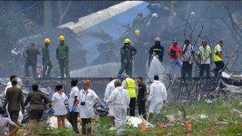 Oscar Hugo Almarás y Dora Beatriz Cifuentes iban en ese vuelo fatal.