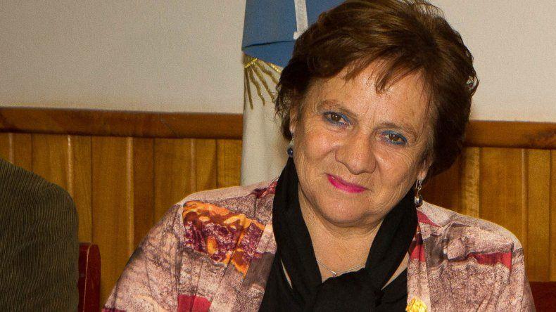 La intendenta de San Martín pidió una larga licencia