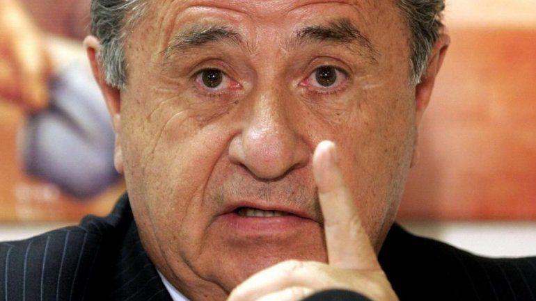 Eduardo Duhalde habló y criticó al Gobierno por lo de Moyano.