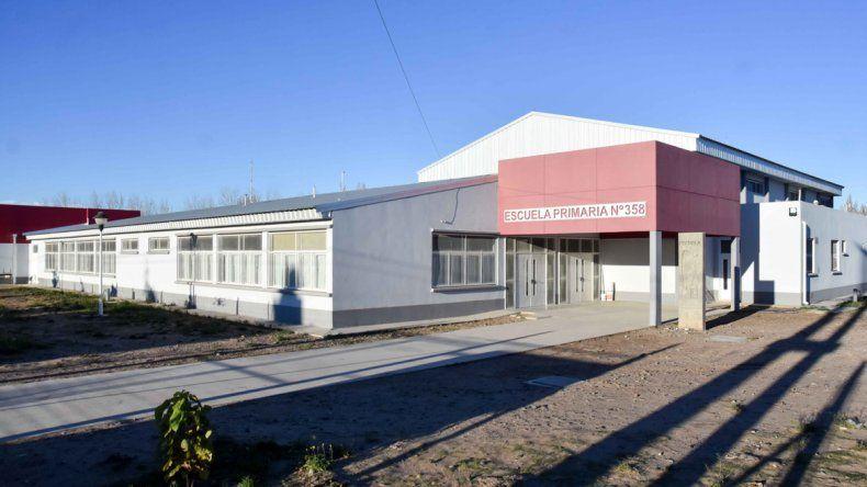 Por la demanda, hacen más aulas en Centenario
