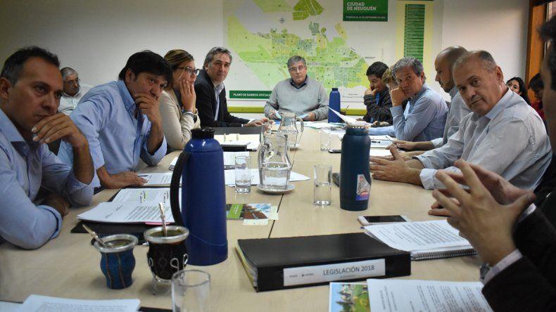 La comisión de Servicios Públicos del Concejo sesionará hoy.