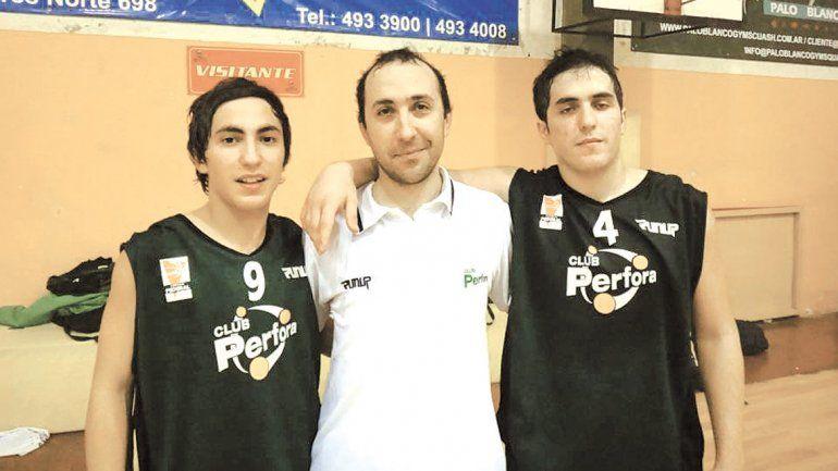 Fernando y Nacho Claris