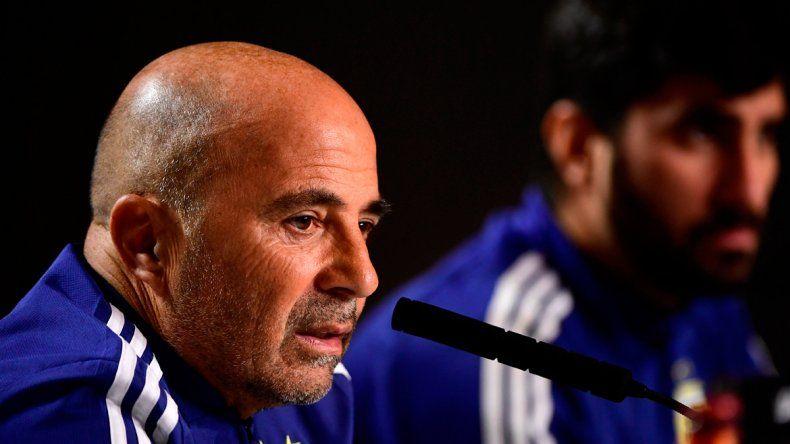 El técnico de la Selección confía mucho en el zapalino Marcos Acuña