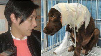 acusado de despellejar al cachorro dijo ser inocente
