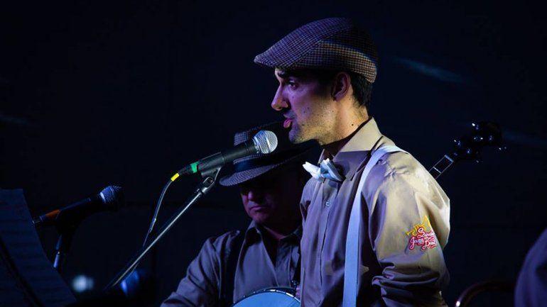 La Sureña Jazz Band y el Trío Norpatagonia serán los primeros invitados.