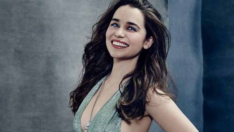 La actriz contó que todo ocurrió en una subasta solidaria.