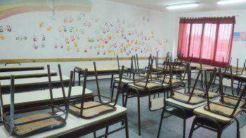 maestros y jubilados van a dar clases durante el paro
