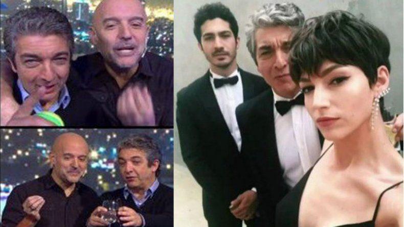 Mirá la divertida entrevista del Pelado López a Ricardo Darín