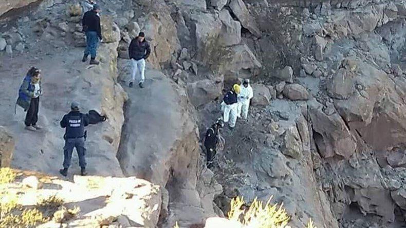 Retiraron el cuerpo del obrero fallecido en Rincón del Mangrullo