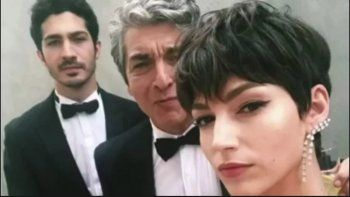 El actor se refirió a Úrsula Corberó, novia de su hijo que brilla en La casa de papel.
