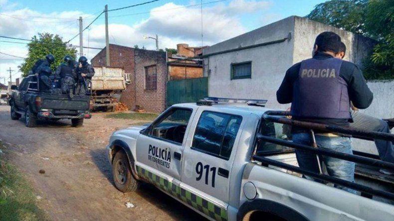Policías terminan en el hospital al evitar una pelea