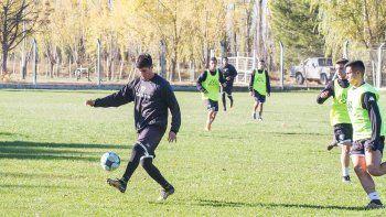 Del Prete será el hombre más adelantado del equipo albinegro en el Coloso.