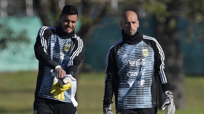 Un dolor enorme, Chiquito: Romero, fuera del Mundial