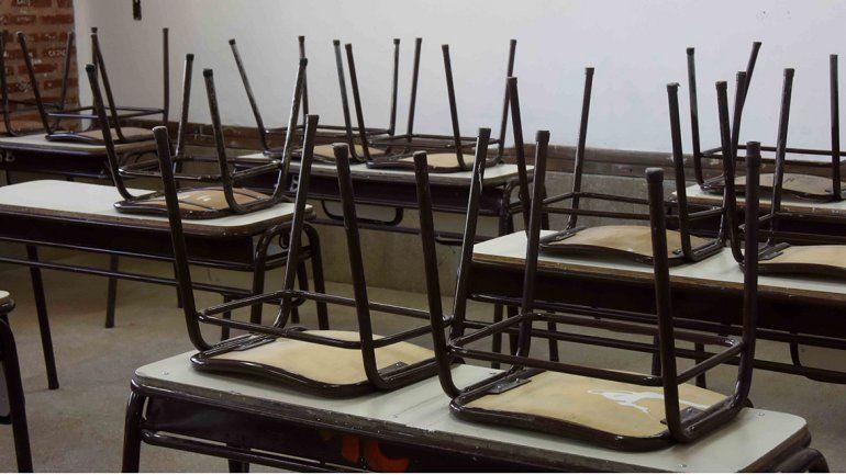 Suspenden las clases en 60 escuelas por la falta de agua