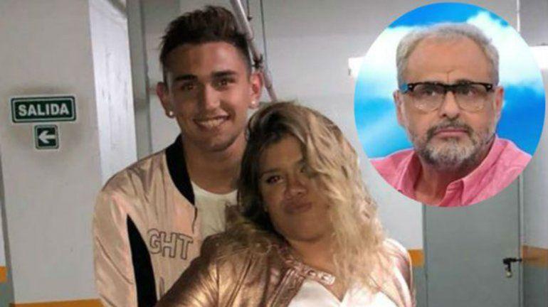 Eran pocos y... Morena Rial bancó al papá de su novio preso y adelantó su disco