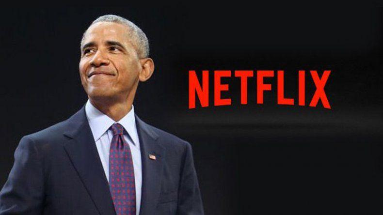 Barack Obama: de Presidente de EEUU a productor de Netflix