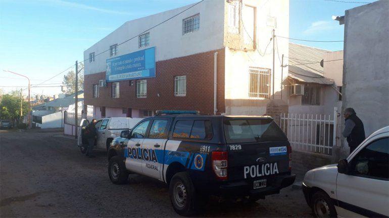 La Justicia ordenó allanar y secuestrar los equipos transmisores y computadoras con las que funcionaba la radio.