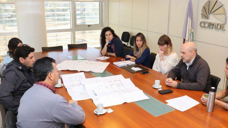 Sauzal Bonito: remodelarán el centro de salud