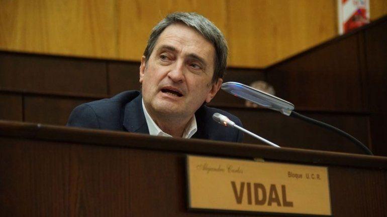 Vidal: Quiroga ya dio la orden de echarme de la UCR