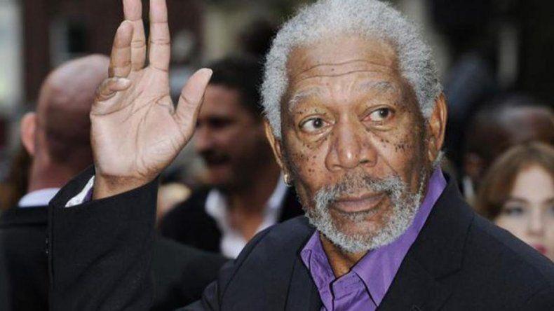 Ocho mujeres denunciaron al actor Morgan Freeman por casos de acoso
