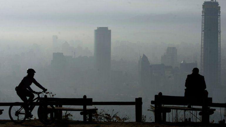 Santiago de Chile, otra vez bajo una alerta ambiental