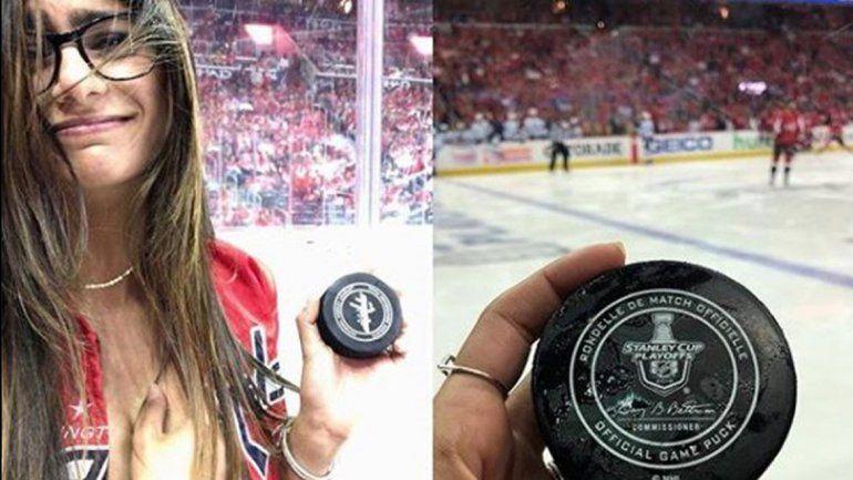 Mia Khalifa compartió por las redes sociales los detalles del accidente.