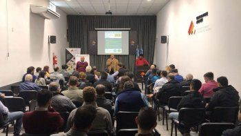 medanito y oilstone presentaron su red de proveedores