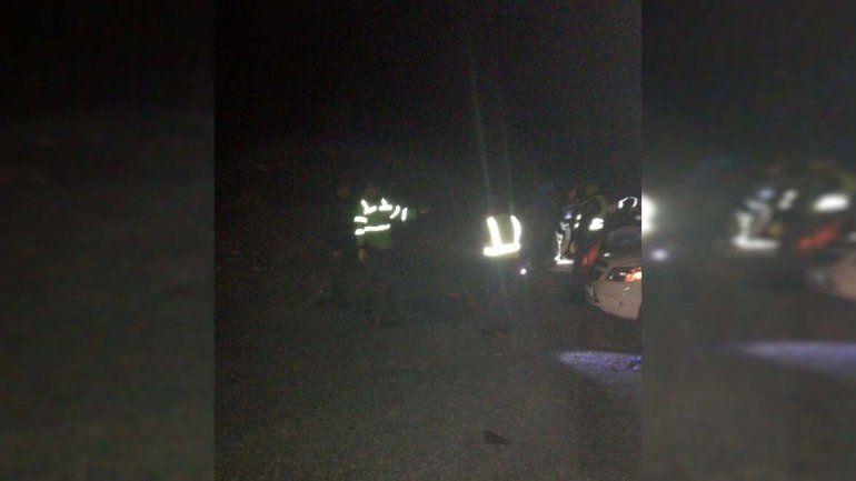 La madre de uno de los policías accidentados dijo que hacía rato pedían el traslado
