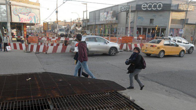 Habilitan el tránsito en el bajo neuquino: finalizó la obra de calle Láinez