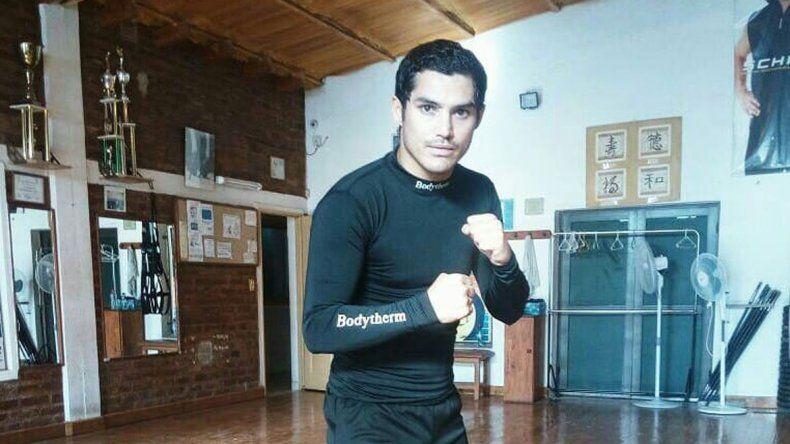 Mauro Godoy peleará con el cafetero Samuel Vargas.