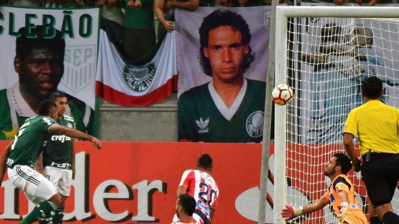 El famoso partido en que Palmeiras venció 3 a 1 a Junior.