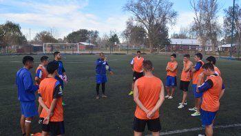 El León no jugó, pero igual se entrenó pensando en Centenario.