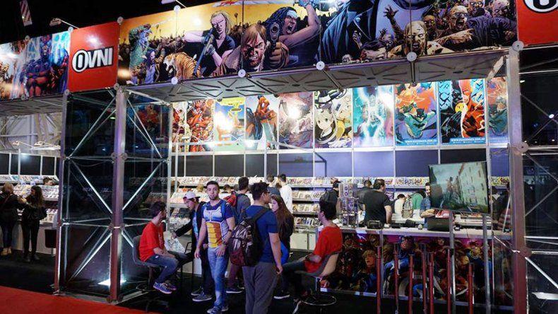 Gran convocatoria en la novena edición de la Comic Con