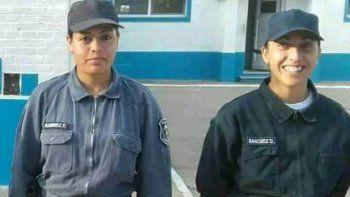 zapala conmocionada por la muerte de las dos policias