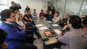 Otra chance en la Justicia para ATEN y el Gobierno: hoy sigue la reunión