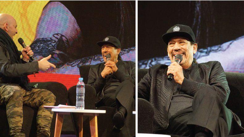 Danny Trejo adelantó que se viene una nueva película de Machete