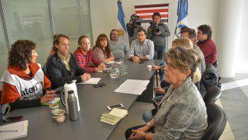 Se reanudó la mediación entre ATEN y el Gobierno
