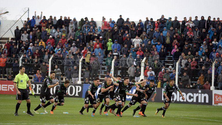El Albinegro ya sabe cuál es su próximo rival en Copa Argentina