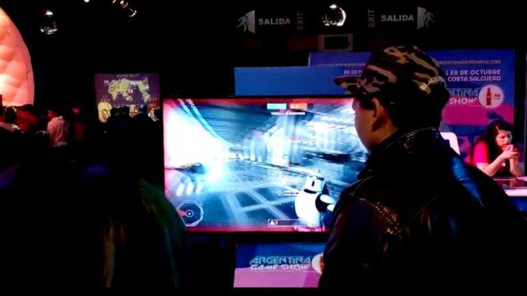 La Argentina Game Show también estuvo presente en la Comic-Con