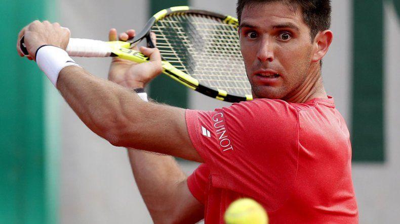 Gran arranque argentino en Roland Garros