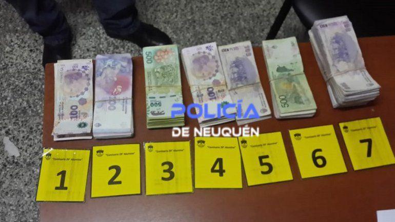 Le robó $150 mil a su jefe, pero cayó al intentar huir en colectivo
