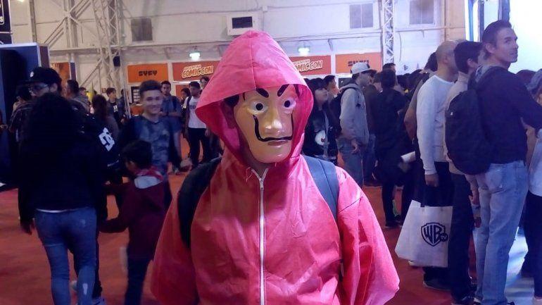 Los mejores Cosplay de la Argentina Comic-Con