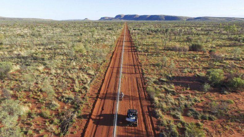 Tiene 44 kilómetros de largo y será para proteger a los marsupiales.