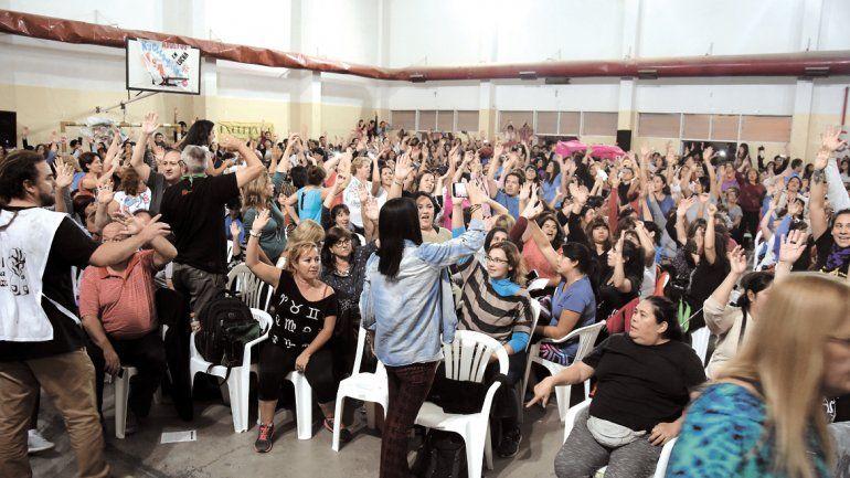Lagunas adelantó su rechazo a la propuesta
