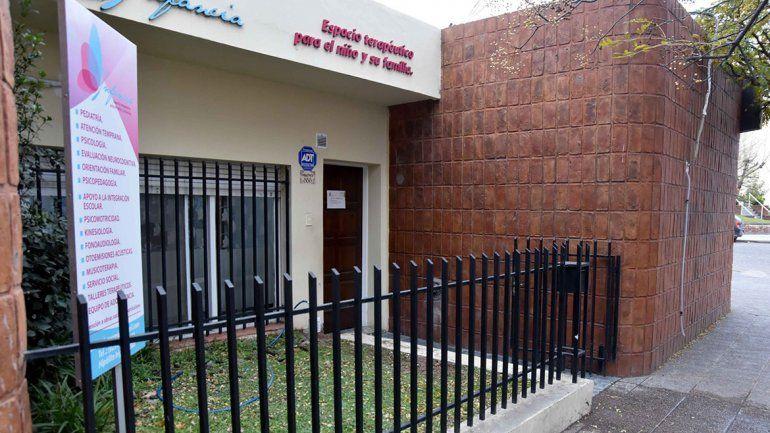 Rompieron la puerta, desactivaron la alarma y desvalijaron un centro de rehabilitación