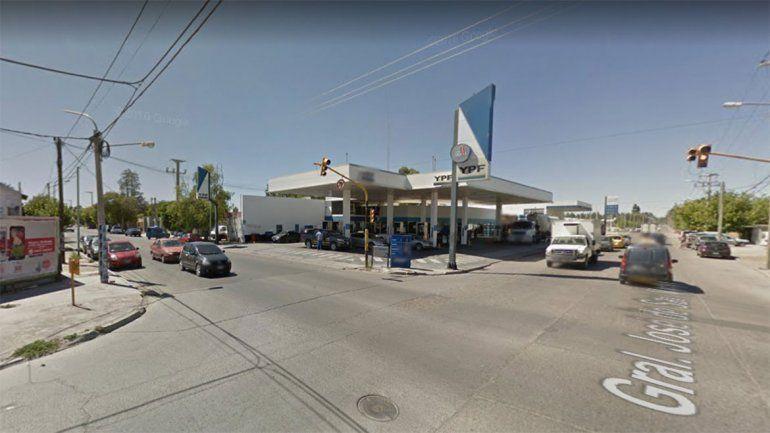 En dos horas, robaron dos estaciones de servicios cercanas en el centro oeste