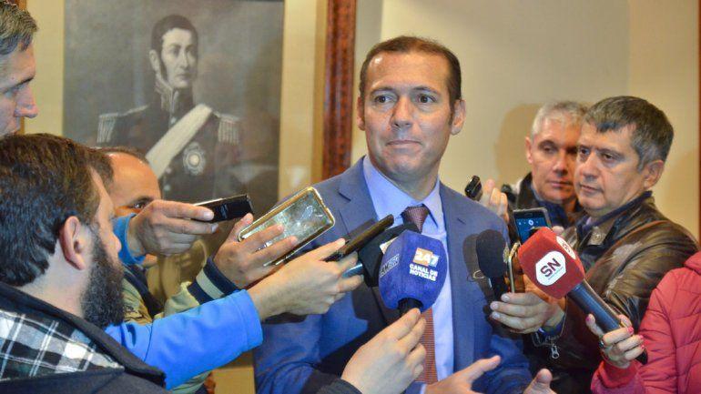 Gutiérrez habló sobre el acuerdo con ATEN: Nos estamos ocupando del recupero de contenidos