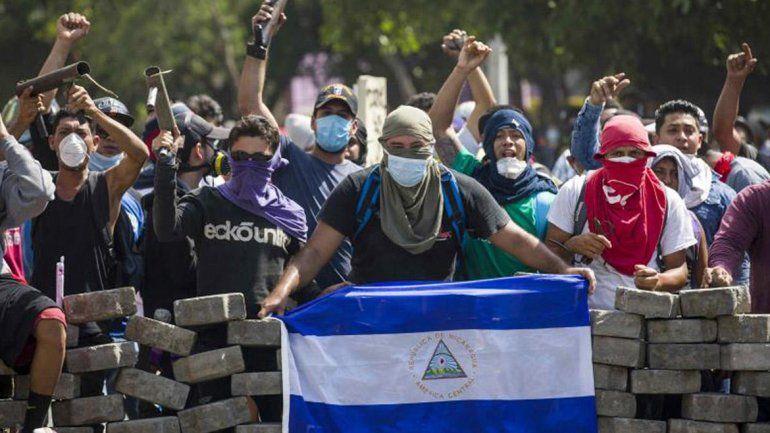 Amnistía Internacional denuncia 80 muertes en Nicaragua
